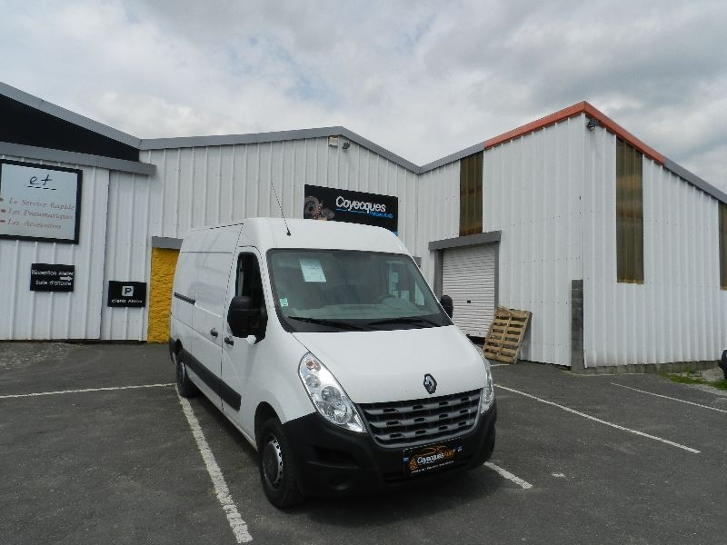 Renault MASTER 2.3 DCI 100 Diesel BLANC Occasion à vendre