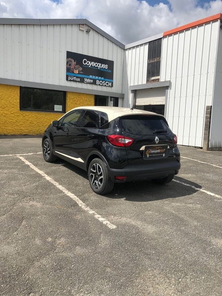 Photo 2 de l'offre de RENAULT CAPTUR 1.2 TCE 120CH INTENS EDC à 9690€ chez Coyecques Auto plus